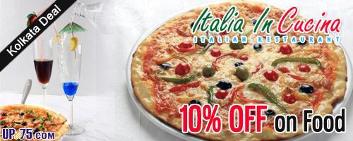 Italia In Cucina offers India