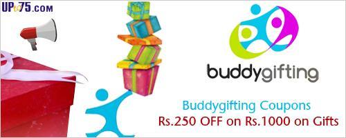 Buddygifting offers India