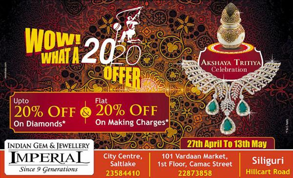 Imperial Jewellery offers India