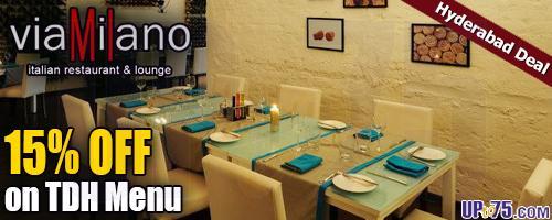 Via Milano offers India