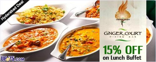Ginger Court offers India