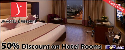JP Hotel and Resorts offers India