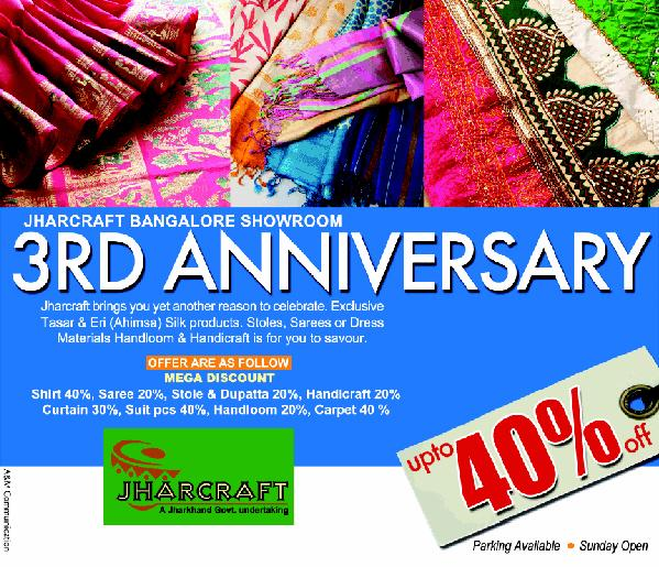 JharCraft offers India