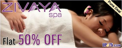 Zivaya Spa offers India
