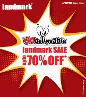Land Mark offers India