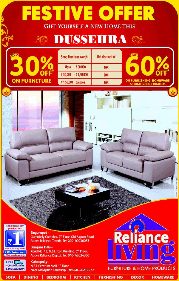 Reliance Living offers India