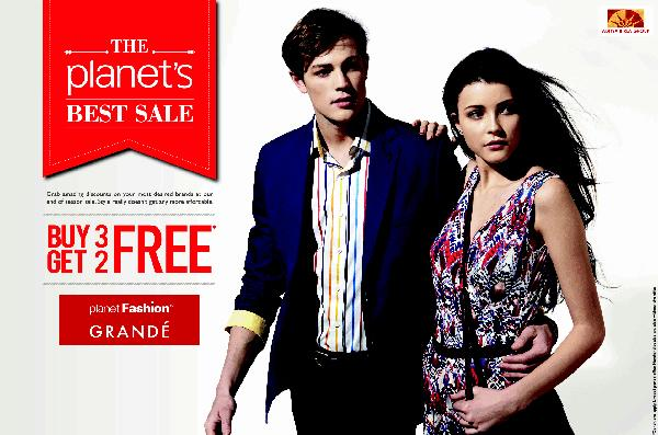 Planet Fashion offers India