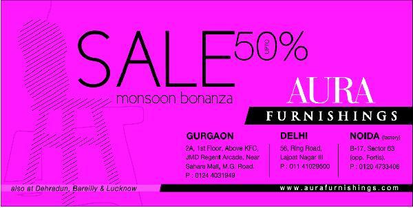 Aura Furnishings offers India