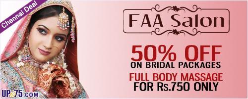 FAA Salon offers India