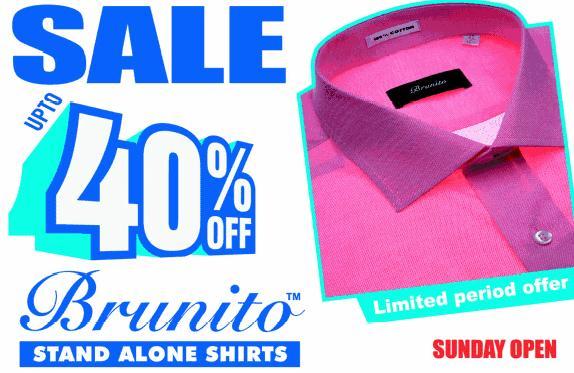 Brunito offers India