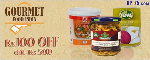 Gourmet Food India offers India