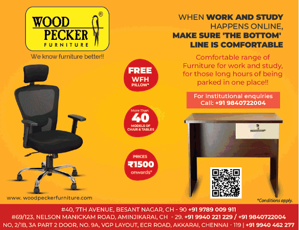 Wood Pecker Furniture offers India