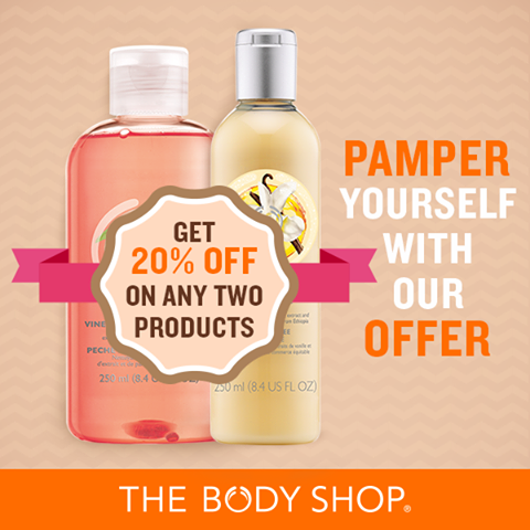 Planet Retail TheBodyShop offers India