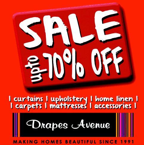 Drapes Avenue offers India