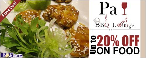 Pai BBQ Lounge offers India