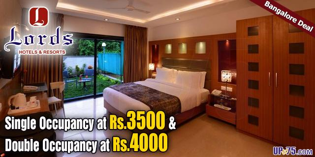 Lords Eco Inn offers India