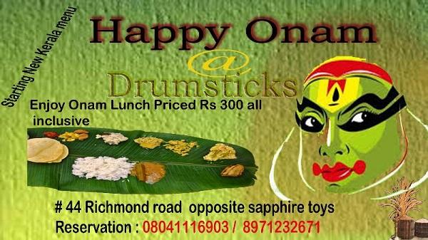 Drumsticks offers India