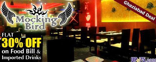Mocking Bird Pub and Lounge offers India