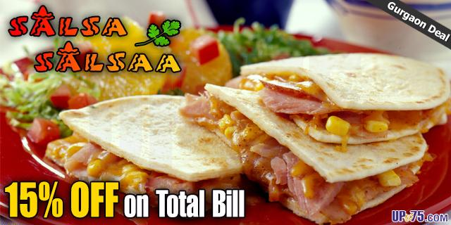 SALSA SALSA offers India