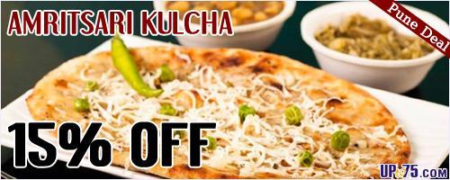 Amritsari Kulcha offers India