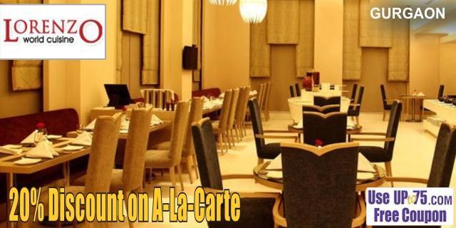 Lorenzo – Clarens Hotel offers India