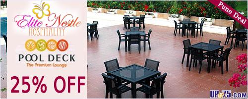 Pool Deck offers India