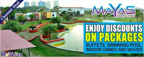Mayas Resort offers India