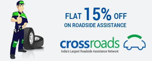 Cross Roads offers India