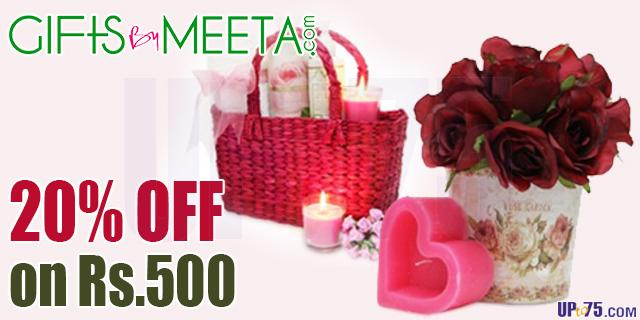Gifts by Meeta offers India
