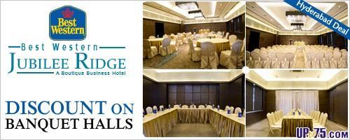 Best Western Jubilee Ridge offers India