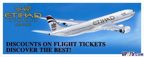 Etihad Airways offers India