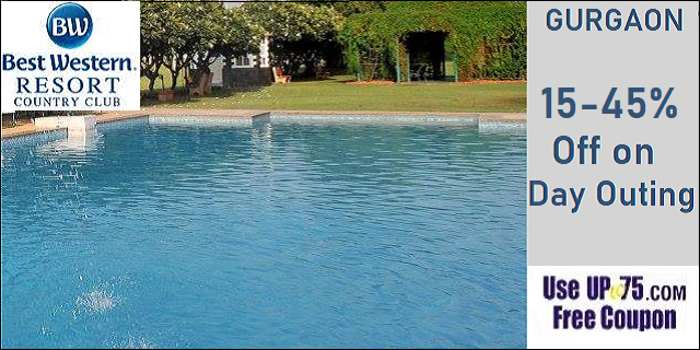 Best Western Resort Country Club offers India