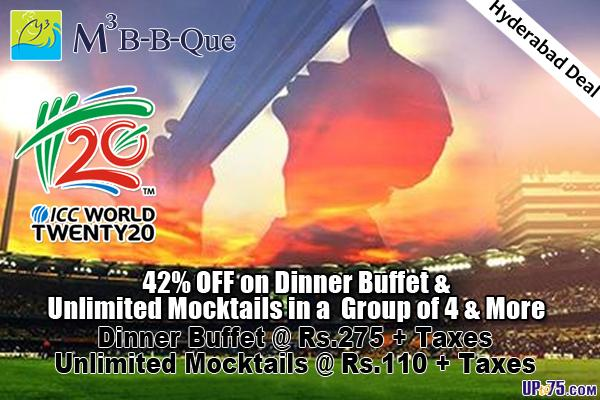 M3 B-B-Que offers India