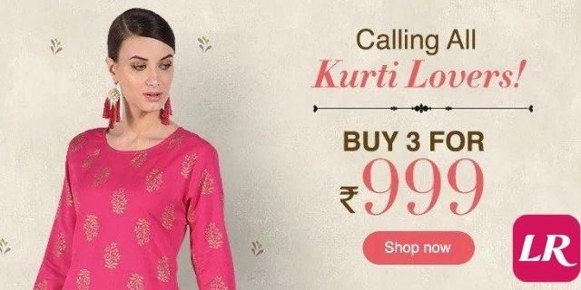 LimeRoad offers India