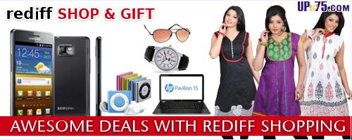 Rediff Shopping offers India