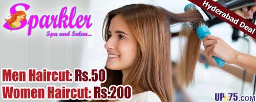 Sparkler Spa and Salon offers India