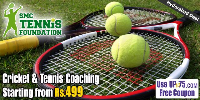 SMC Tennis Foundation offers India