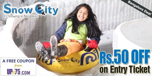 Snow City offers India