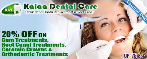 Kalaa Dental Care offers India
