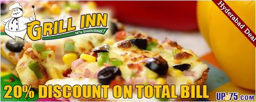 Grill Inn offers India