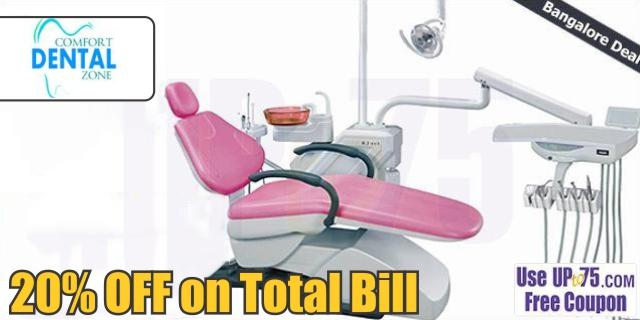 Comfort Dental Zone offers India