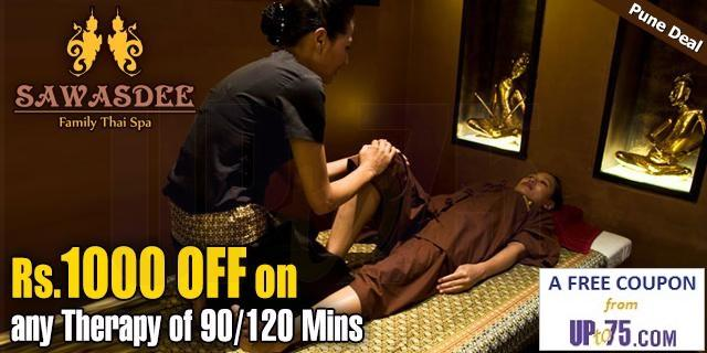 Sawasdee Thai Spa offers India