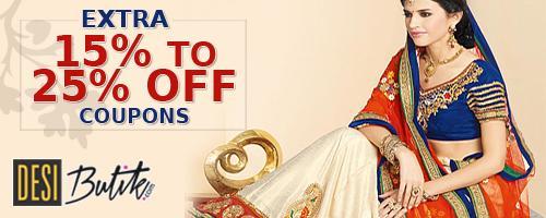 Desibutik offers India