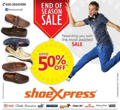ShoeXpress offers India