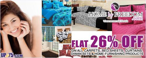 Home By Freedom offers India