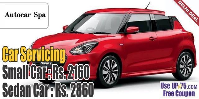 Autocar Spa offers India