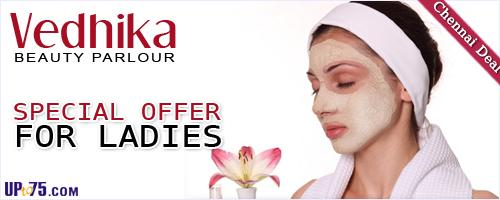 Vedhika Beauty Parlour offers India