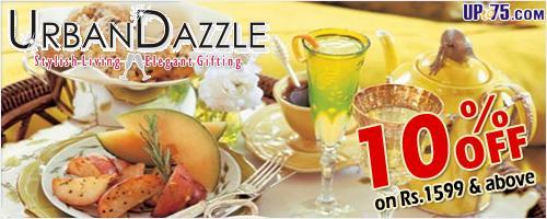 UrbanDazzle offers India