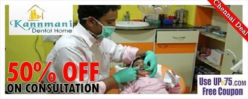 Kannmani Painless Laser & Advanced Dental Care offers India