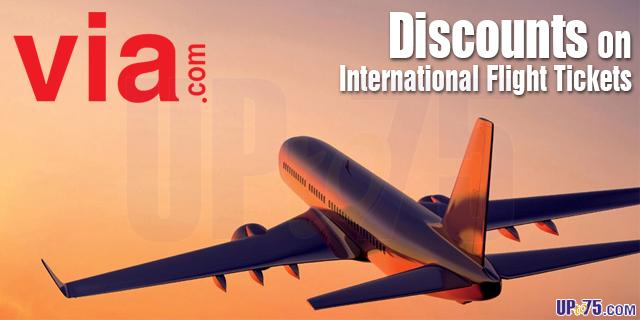 Via offers India